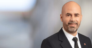 Kantosratskandidat Matthias Meier-Moreno